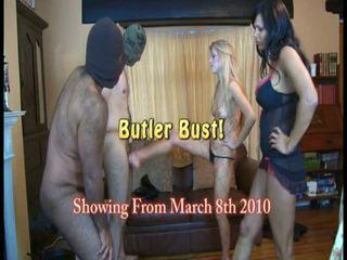 Butler Bust