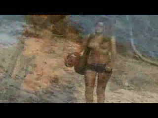 Jennifer aniston topless op strand