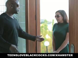 Busty Karlee Grey Worships Monster Black Cock: Free Porn 6d