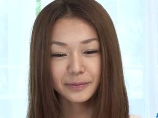 Sakura hirota sucks lul terwijl casting voor porno