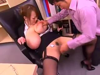 office, big-tits, bad