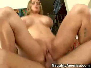 Duży boobed mamuśka abby rode receives jej soczyste cipka boned ciężko