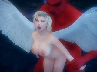 Engelchen lucy: Libre komika pornograpya video 9a