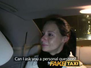 Faketaxi enza fucks me on camera to give to her ex - porno video 111