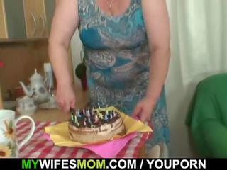 Unexpected wende bei seine birthday