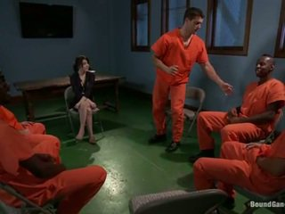 Tegan Tate Has Band Made Love By Perverted Prisoners