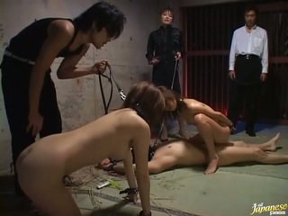 Удар и vaginal шибане
