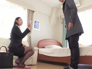Reiko kobayakawa ล้อเลียน กว่า ใช้ปากเลียตูด รูตูด เพศสัมพันธ์
