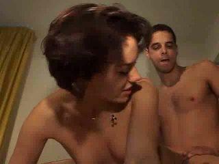 Ehemann und ehefrau amateur dreier video