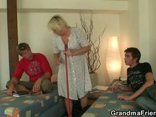 fucking, gang bang, hot mom
