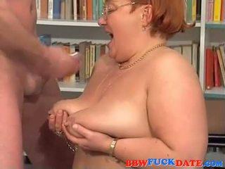 Deutsch fett älter dame gets gefickt schwer