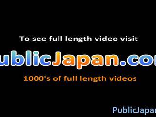teen sex, japanese, offentlig sex