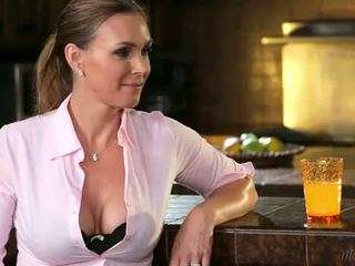 Tanya Tate and Marina Angel at Mommy&#...