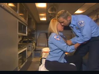 Nichole sheridan hardcore neuken in ambulance