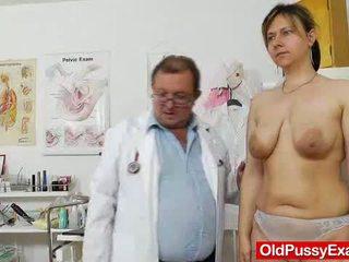 gaping, big tits, petite