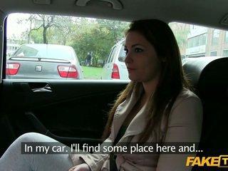Big boobs amatir kangge by a taxi