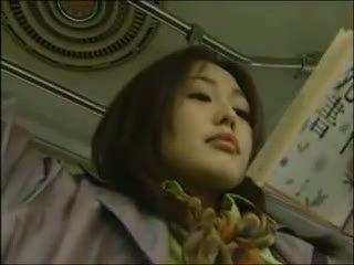 japonijos, lesbietė, autobusas