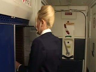 Gyzykly and künti air hostesses