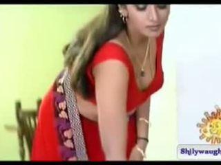 South इंडियन अभिनेत्री bhuvaneshwari navel प्रदर्शन