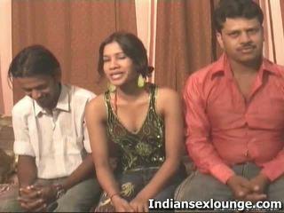 Sapna Doing A Hot 3 Some