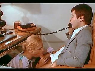 Privāti secretarial services - 1980, bezmaksas porno ac
