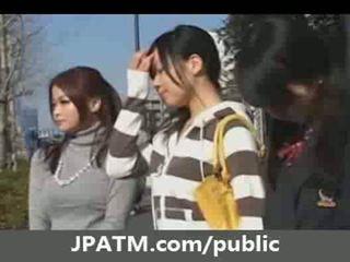 Japanese Public Sex Hot Japanese Dolls Exposing Naked movie20