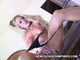 New Cocks For My Wife Brings You Compilation Sex Video