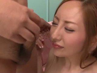 Orientalne laska toying i blowing
