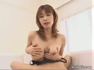 mamada, handjob, asiático