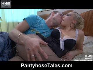 足フェチ, オランダの娼婦ムービー, セクシーな脚