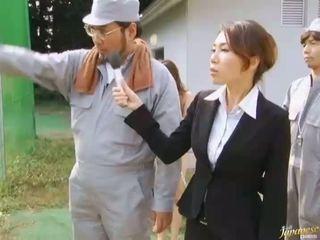 일본의 av 모델 빨기 수탉