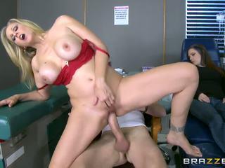Brazzers - Julia Ann is One Hot Nurse, HD Porn b5
