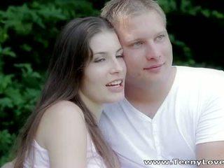 Teeny lovers: romantic যৌনসঙ্গম মধ্যে ঐ বন