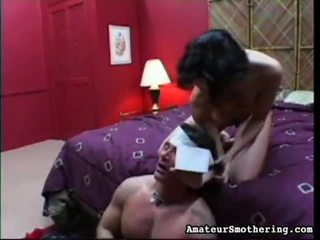 Amateur Smothering Presents Collection Of BDSM Porn Movies