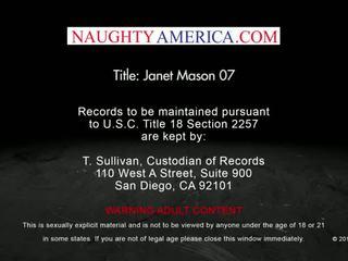 Redheaded momen jag skulle vilja knulla janet mason seduces henne son's ung vän - styggt america