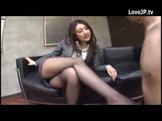 Japonais agréable jambes 224746