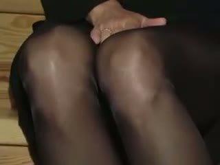 Nylons: Free Amateur & Lingerie Porn Video b6