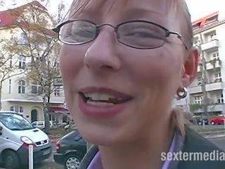 Streetcasting sandra aus berlin, bezmaksas hd porno 1b