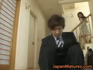 Hitomi kurosaki läkkäämpi japanilainen nainen part1
