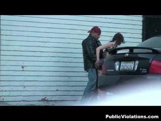 Baznīca parking daļa sekss acts