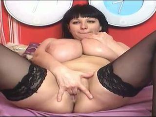 big, big boobs, webcams