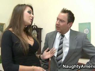 Xxx iekšā the birojs nearby sasniegt fellow un sensuous sieva