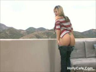 Ashlynn Brooke - Ashlynn Stripping Masturbating Outdoors Sologirl