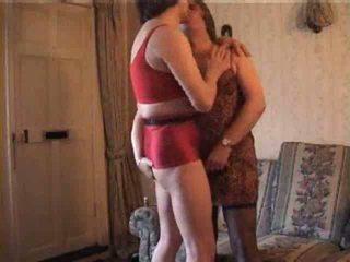 Shameless crossdressers în fierbinte video