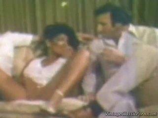 vintage tits busty, 레트로 포르노, 복고 성