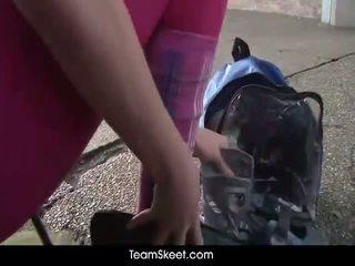 Oyeloca amatöör latiino teismeline camila santiago raseeritud