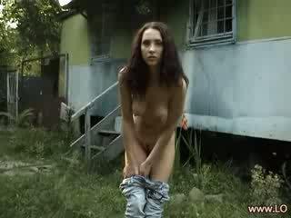 porno, meitenes, striptīzs