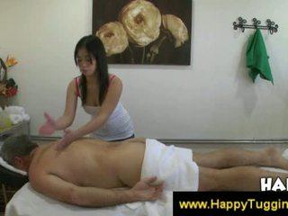 secousses, thaï, massage