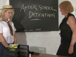 After School Detention, Free MILF Porn Video bb