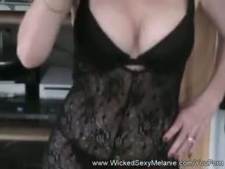 Melanie s intense schwanz liebe